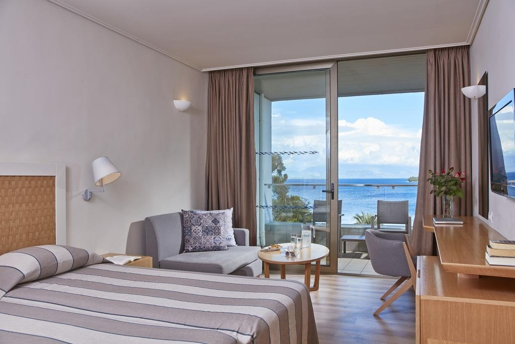 Hotel Kontokali Bay Resort & Spa - Gouvia - kamer zeezicht