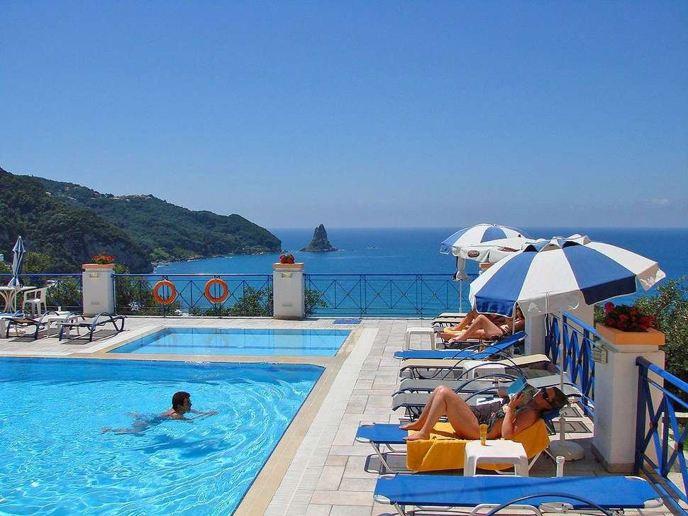Appartementen Lido Sofia - Agios Gordis