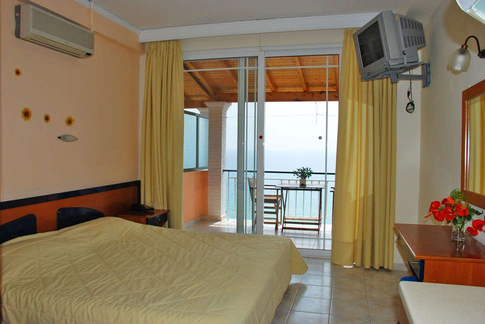 Appartementen Lido Sofia - Agios Gordis - kamer