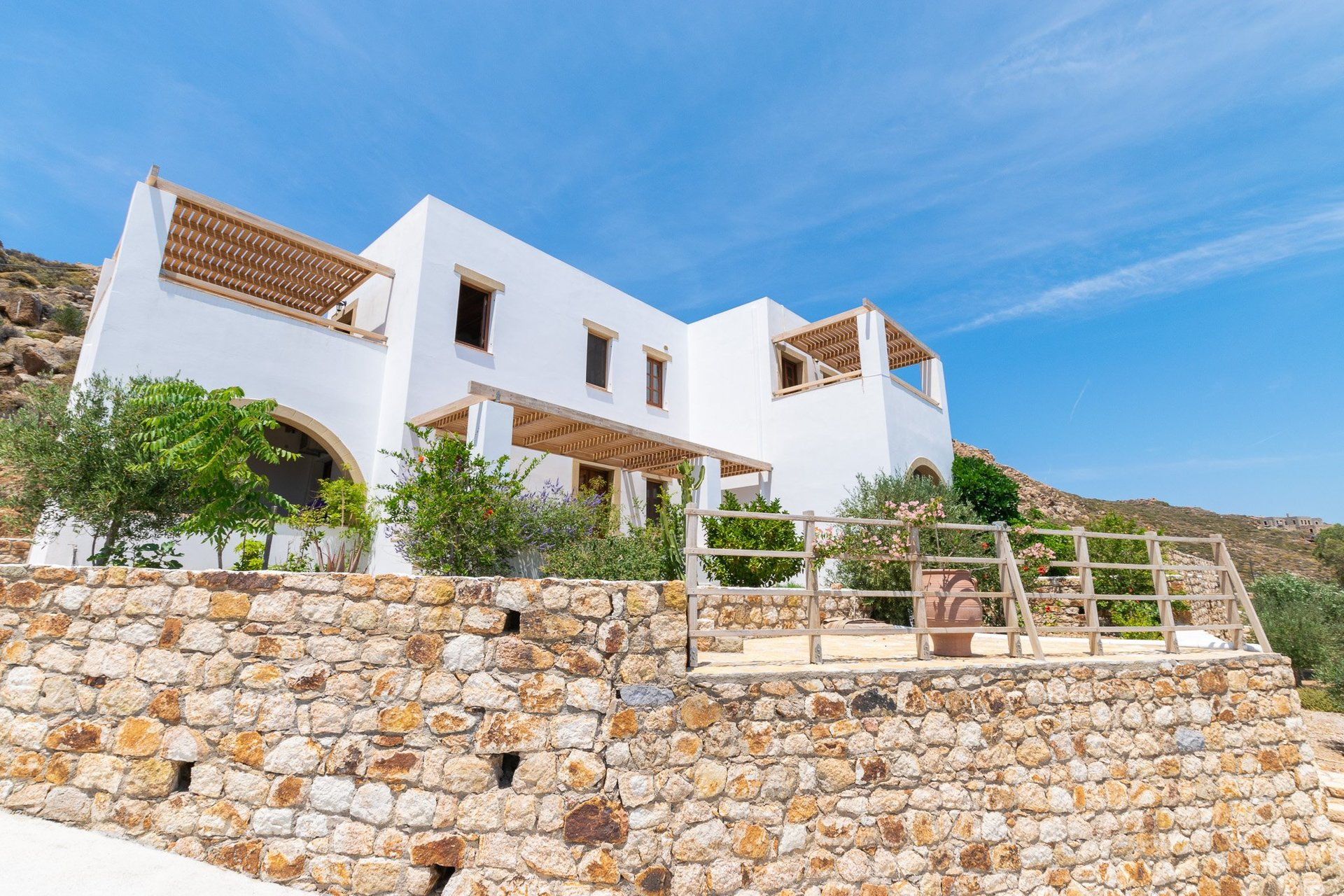 Appartementen Allotina Houses - Sapsila Bay