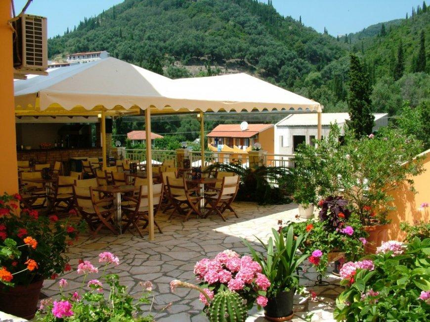 Appartementen Angelica - Agios Gordis