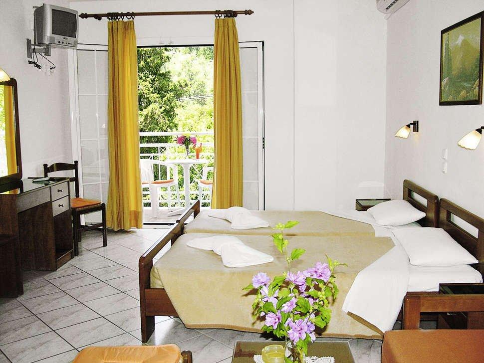 Appartementen Angelica - Agios Gordis - kamer