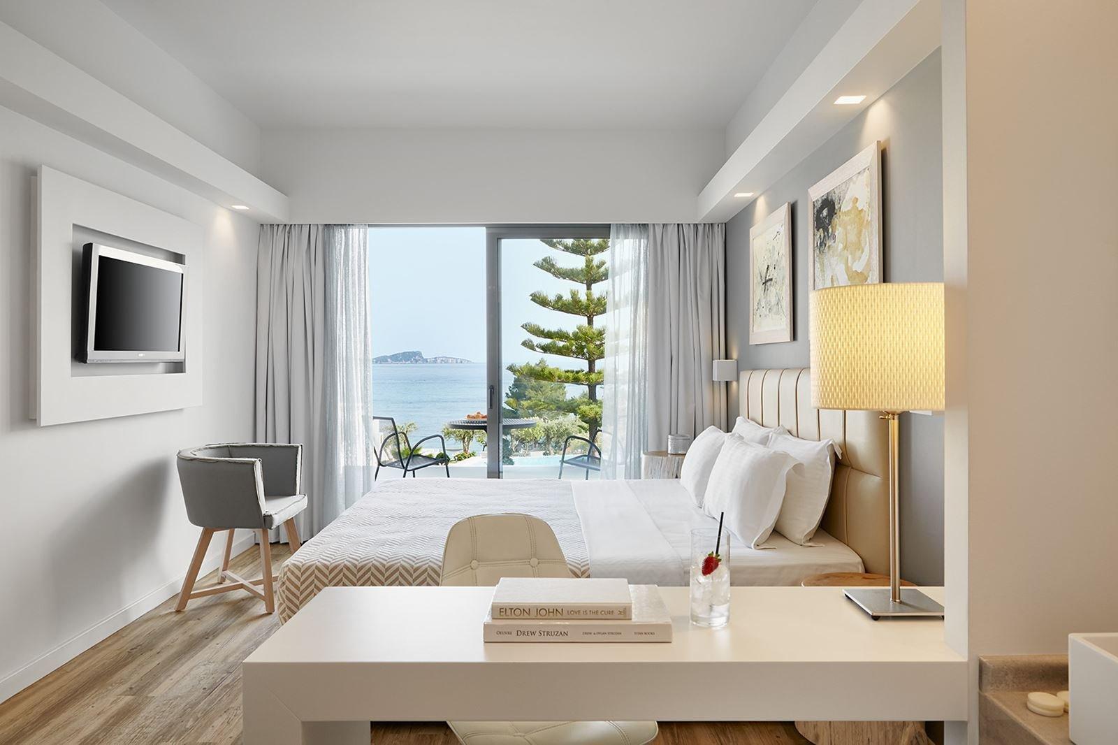 Hotel Lichnos Beach - Parga - kamer executive