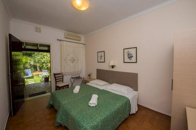 Appartementen Villa Tina - Acharavi - kamer