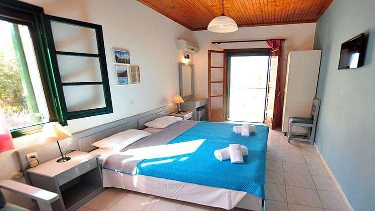Appartementen Acharavi Garden - Acharavi - kamer