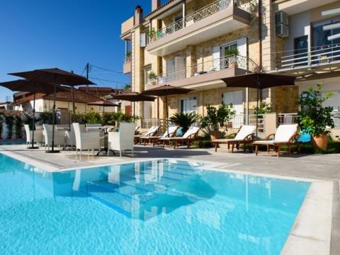 Appartementen Angelo Del'Arte Estate - Corfu-stad