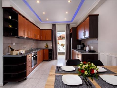 Appartementen Angelo Del'Arte Estate - Corfu-stad - kamer