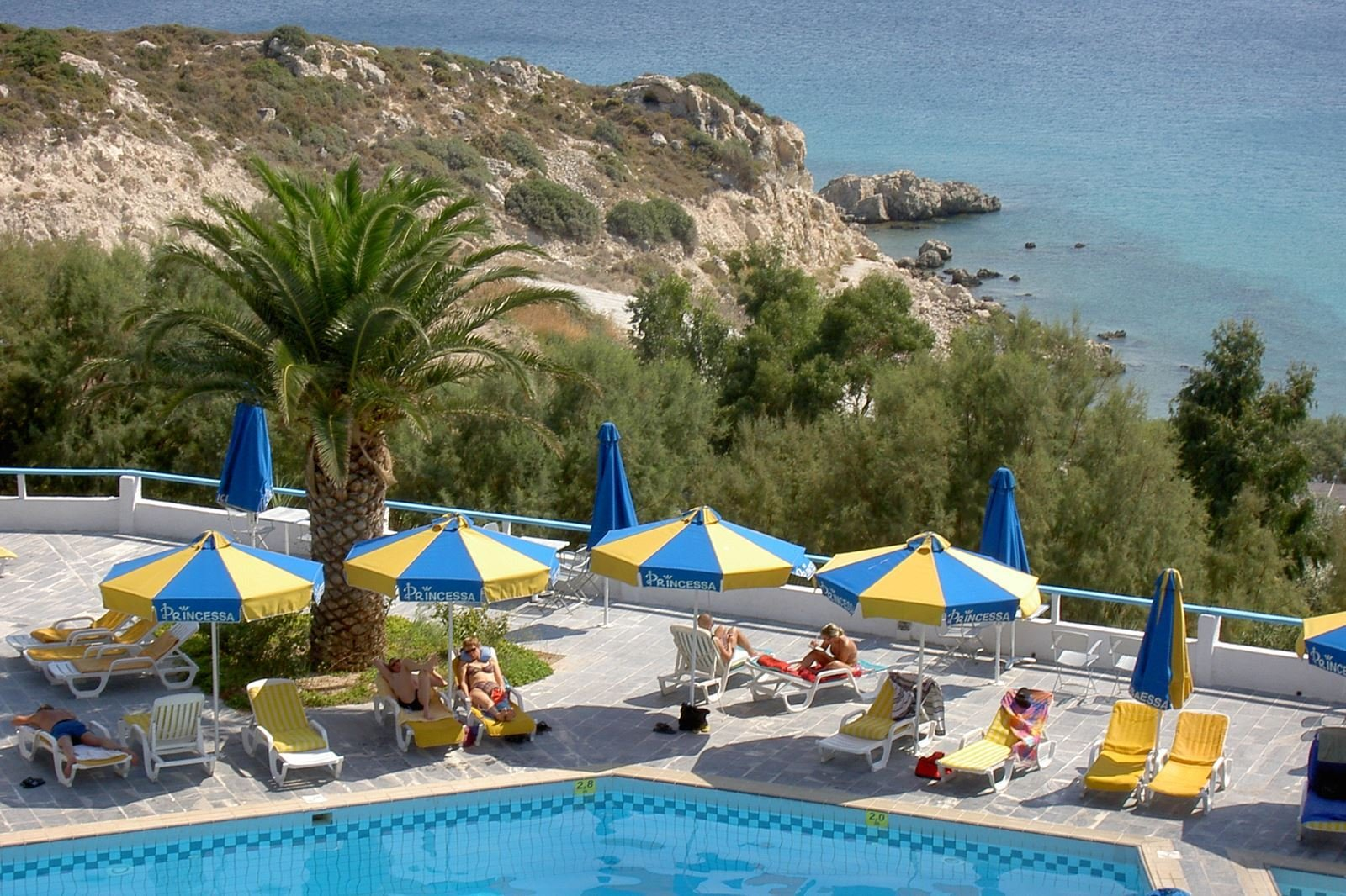 Hotel Princessa Rivièra Resort - Pythagorion