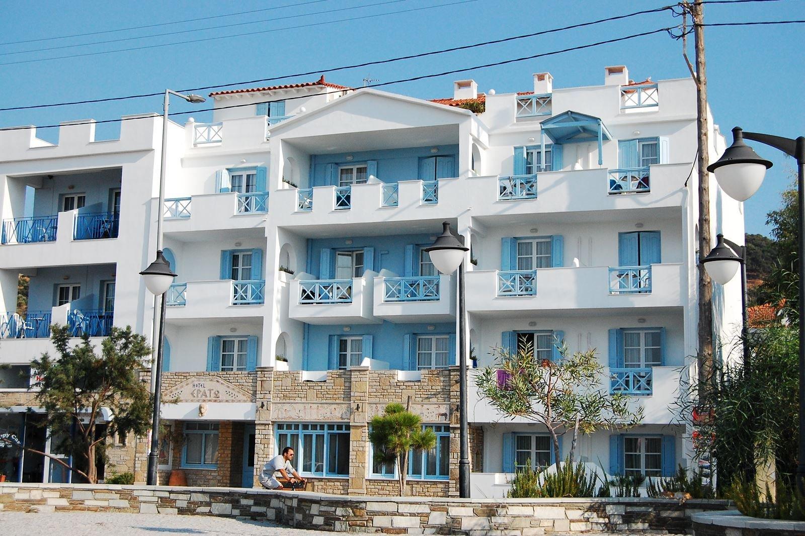 Hotel Erato Seaside - Karlovasi -