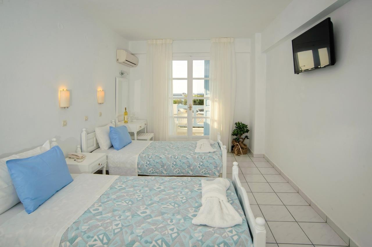 Hotel Erato Seaside - Karlovasi - kamer