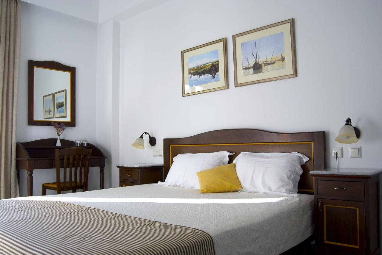Hotel Erofili Beach - Armenistis - kamer