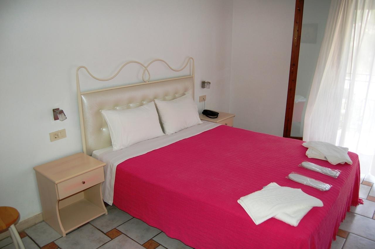 Hotel Villa Marie - Sivota - kamer