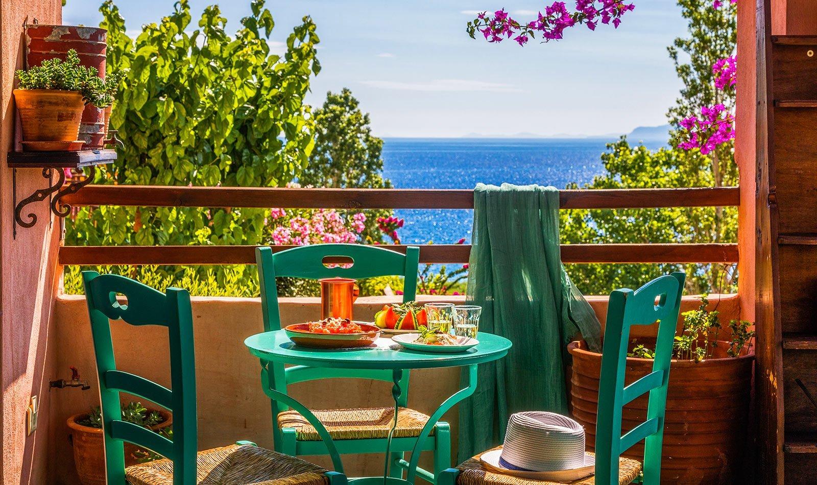 Appartementen Candia Park Village - Agios Nikolaos - Kafeneio