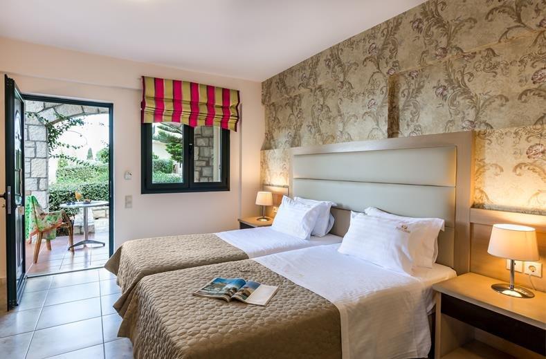 Appartementen Pilot's Villas Luxury Suites - Koutouloufari - kamer