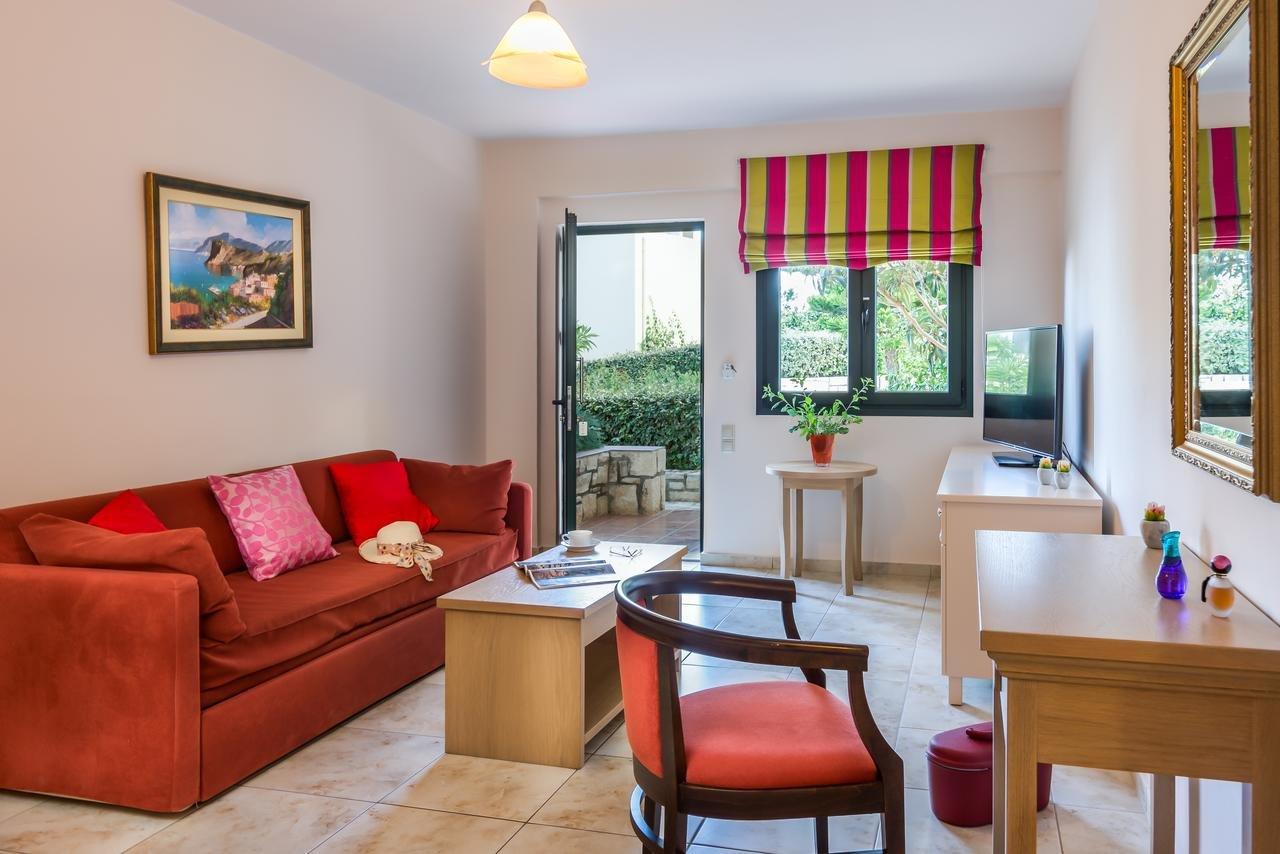 Appartementen Pilot's Villas Luxury Suites - Koutouloufari - 2-kamer appartement