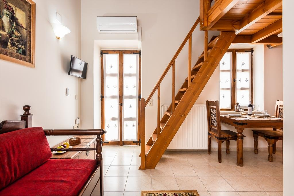 Appartementen Petronikolis Traditional House - Choudetsi - 2-kamer appartement