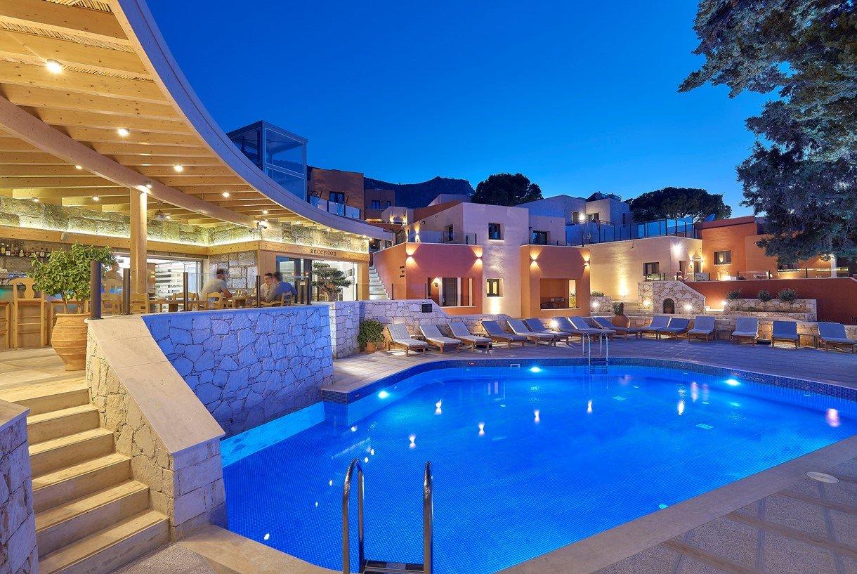 Appartementen Esperides Resort & Spa - Koutouloufari