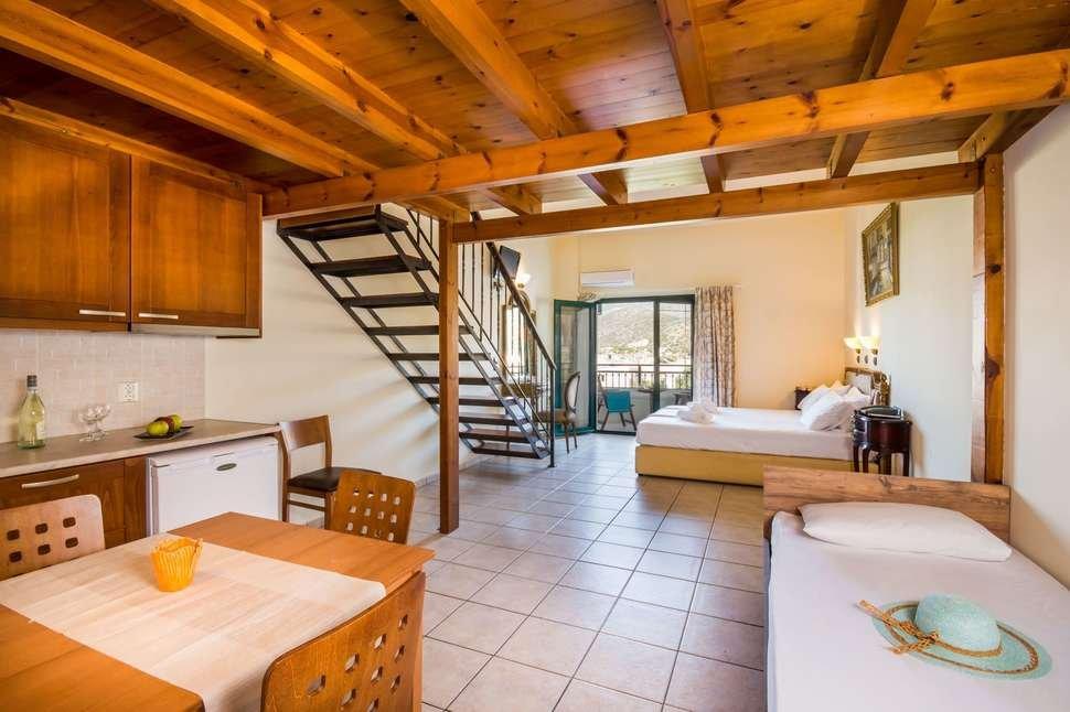 Appartementen Dias - Stalis - maisonette