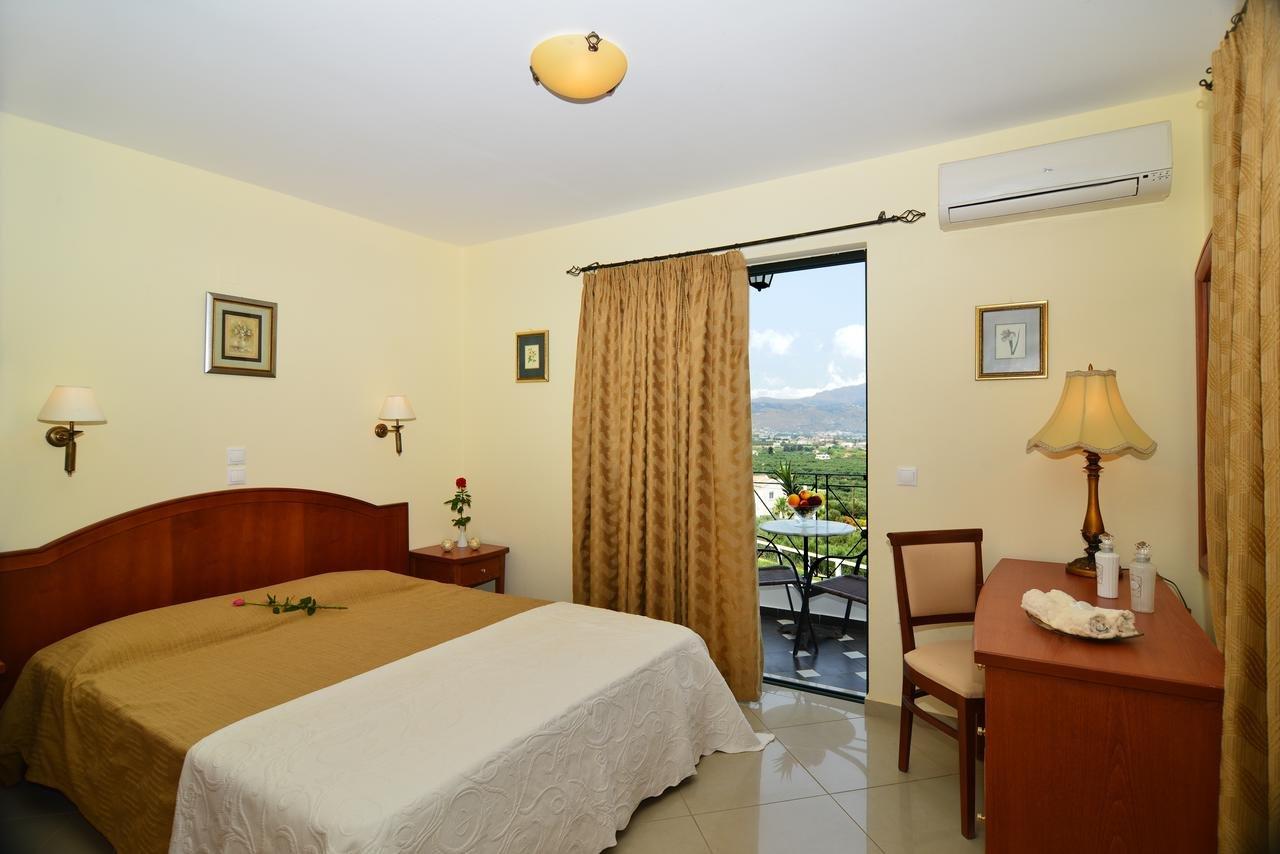 Appartementen Antilia - Tavronitis - Chania - kamer-slaapkamer