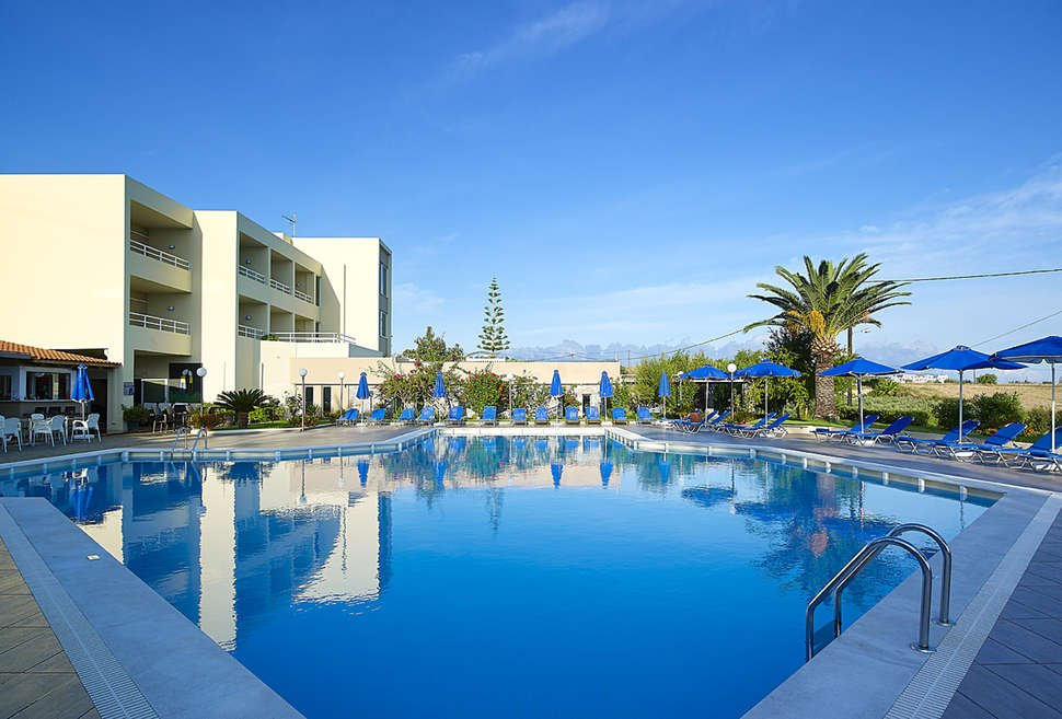 Hotel Eleftheria - Agia Marina - Chania