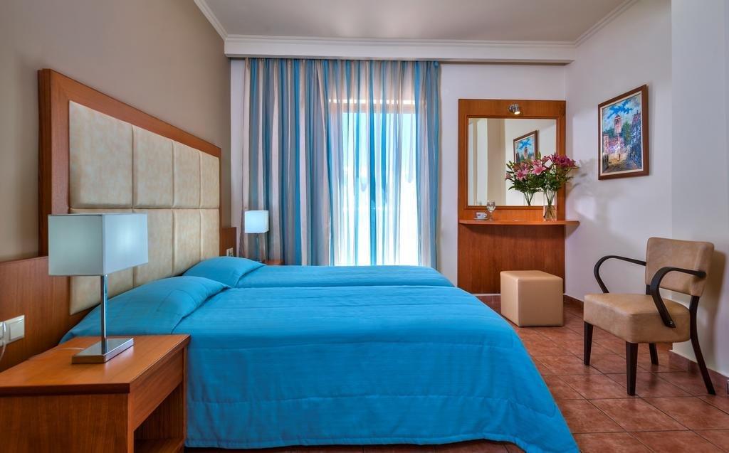 Hotel Sirios Village - Kato Daratso - Chania - kamer