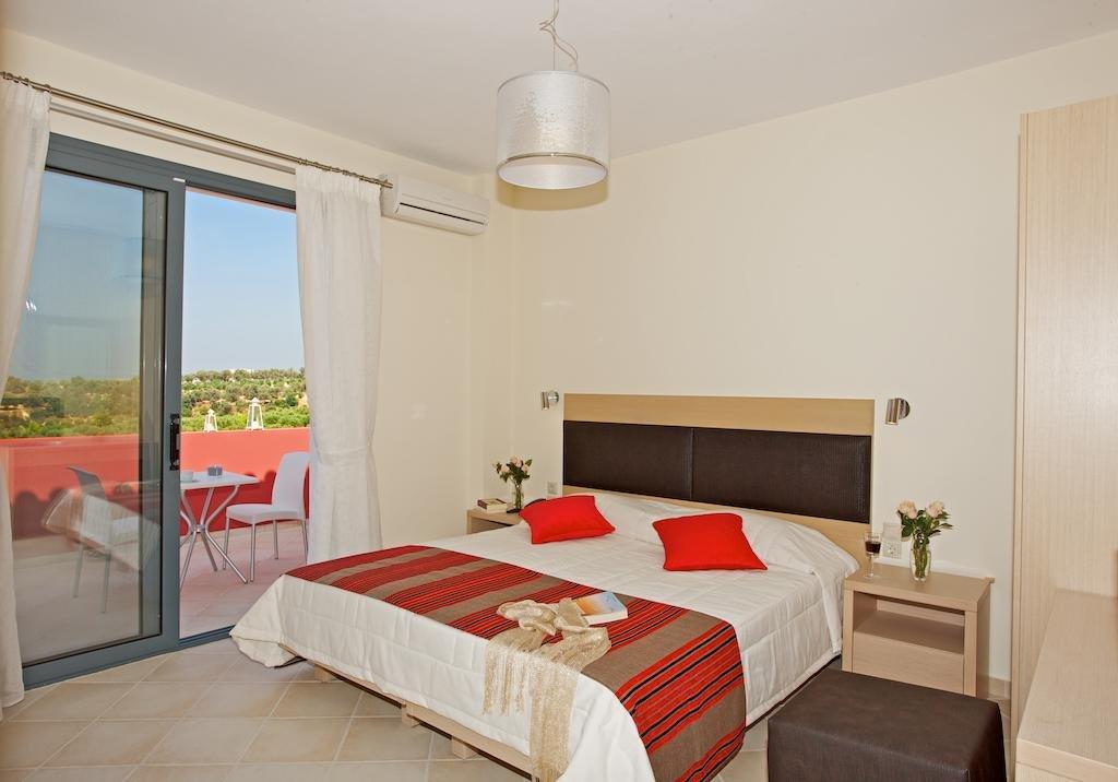 Villa's Carme - Rethymnon - kamer-slaapkamer