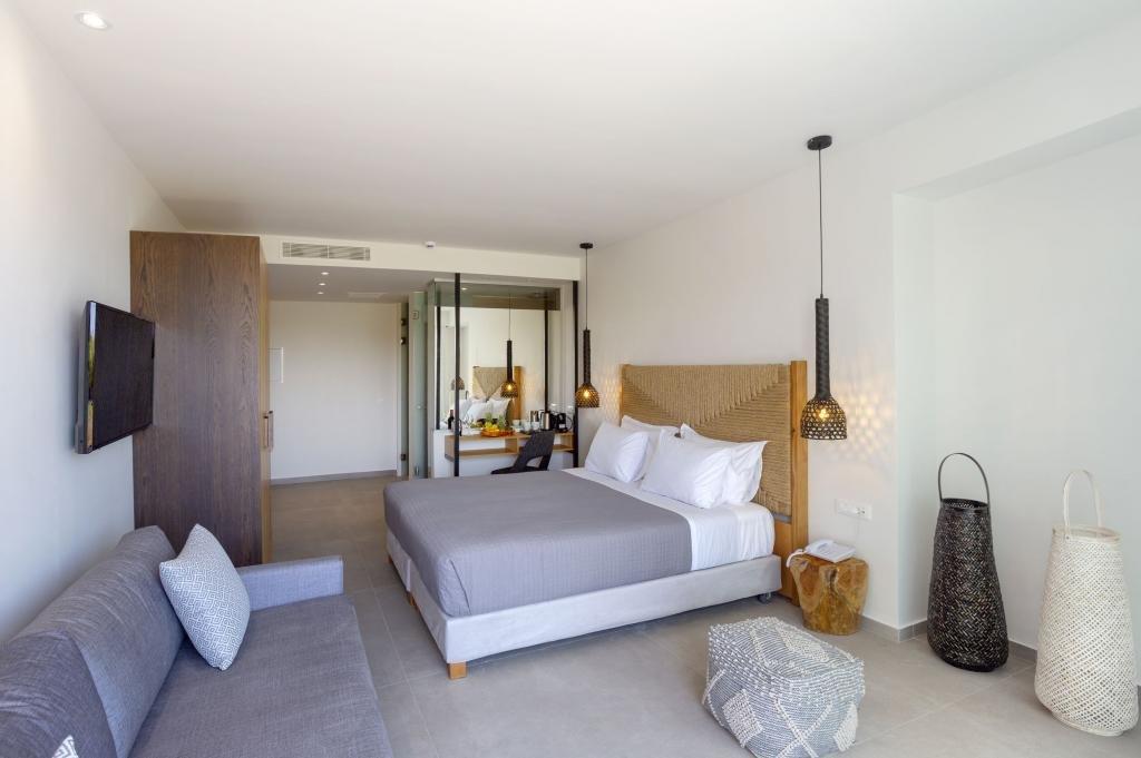 Hotel Atermono Boutique Resort & Spa - Rethymnon - kamer-superior
