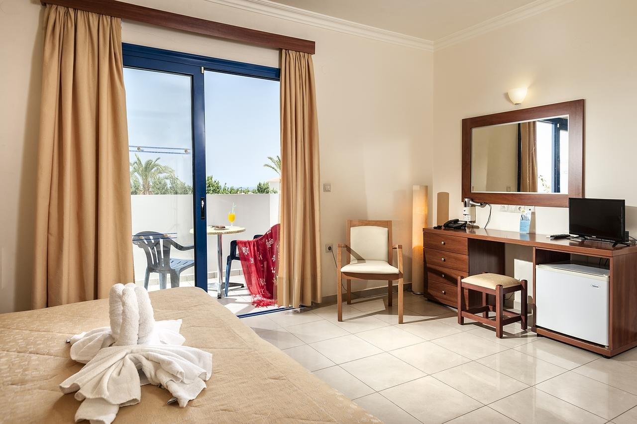 Hotel Adelais - Tavronitis - Chania - kamer superior