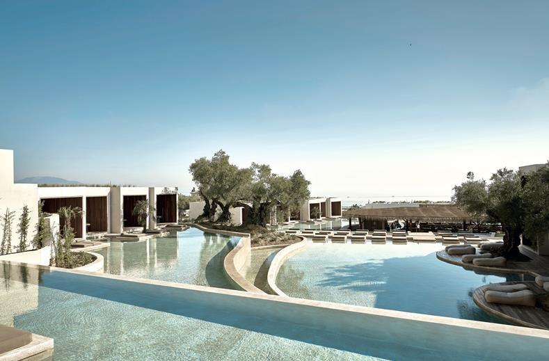 Hotel Oleas All Suite - Tsilivi