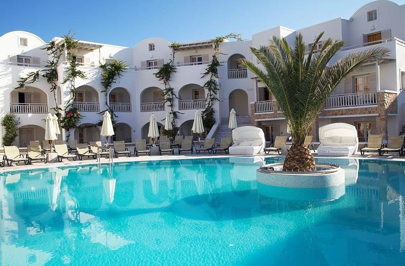 Hotel Aegean Plaza - Kamari