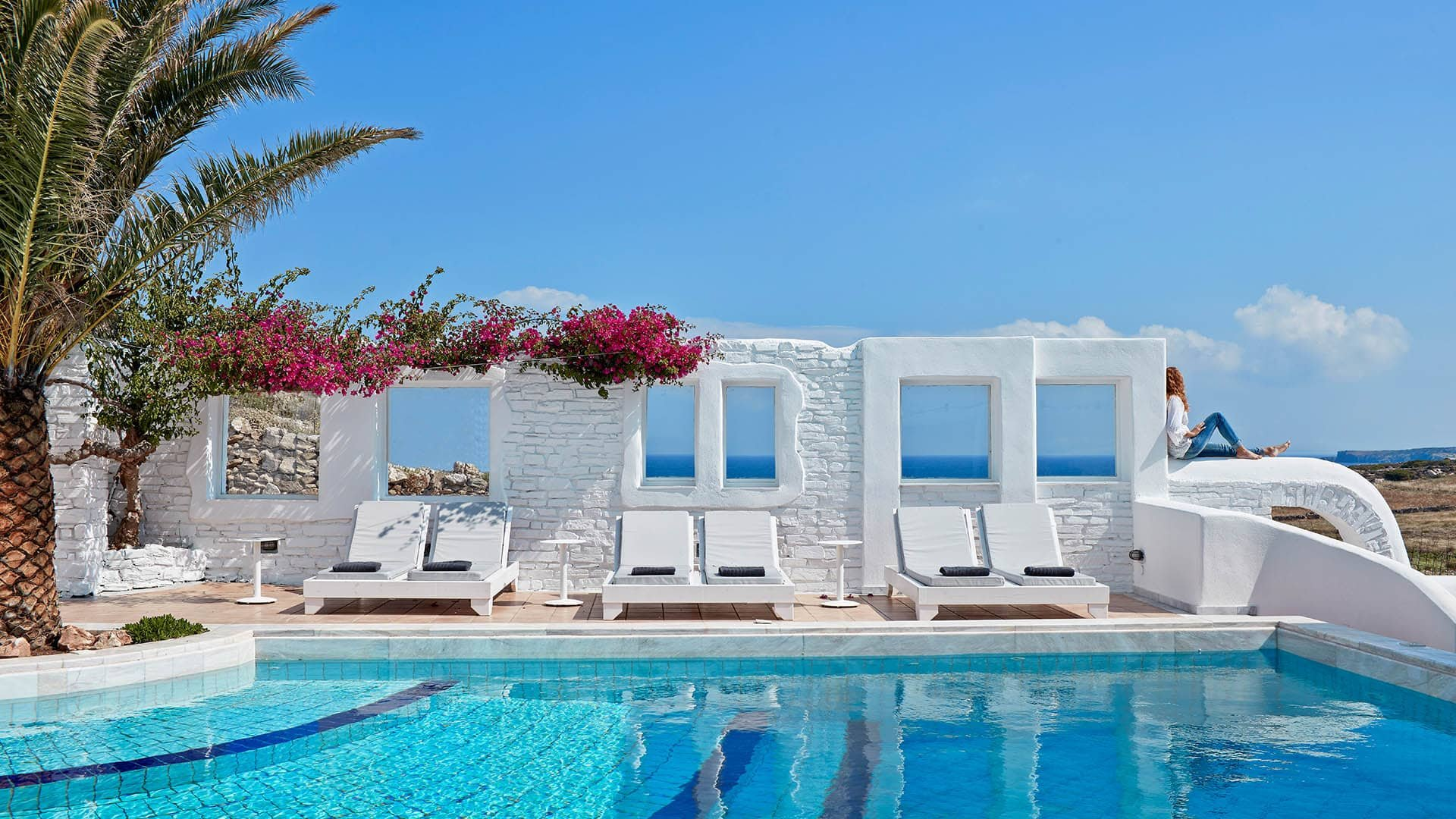Hotel Mr. & Mrs. White - Naousa - Paros
