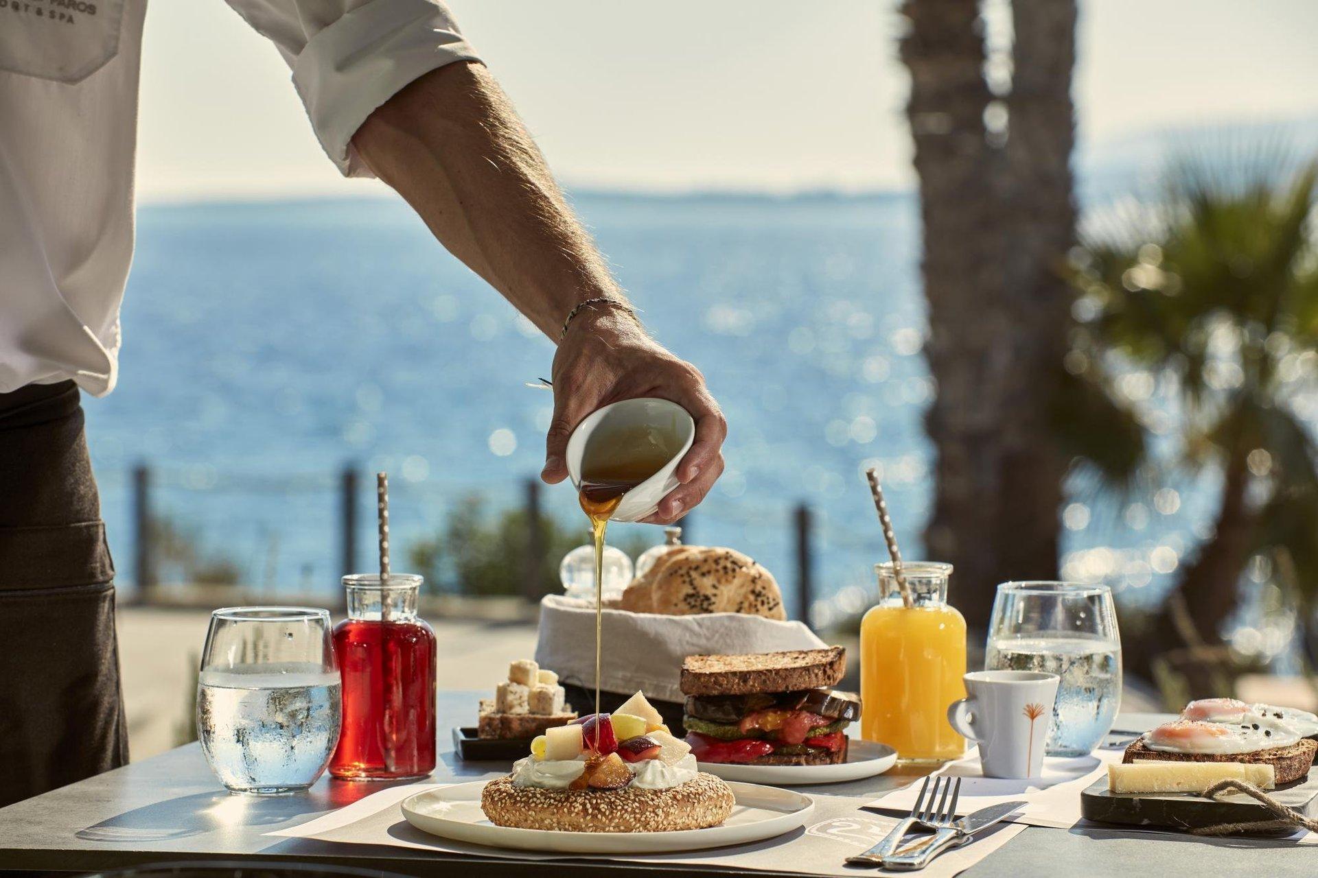 Hotel Poseidon of Paros & Spa - Chrissi Akti