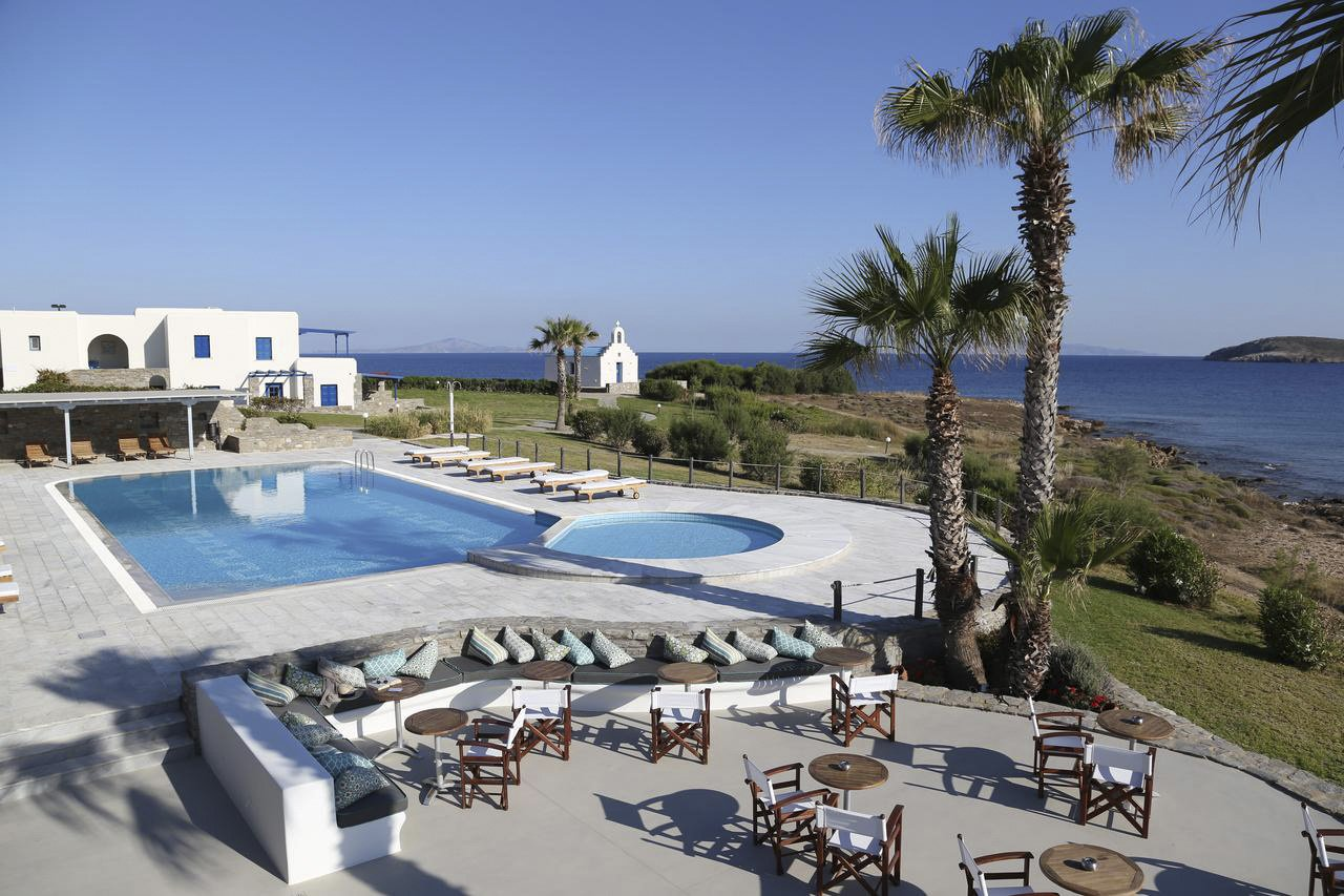 Hotel Poseidon of Paros & Spa - Chrissi Akti