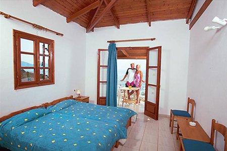 Appartementen Korfiatis - Agios Sostis - kamer-studio
