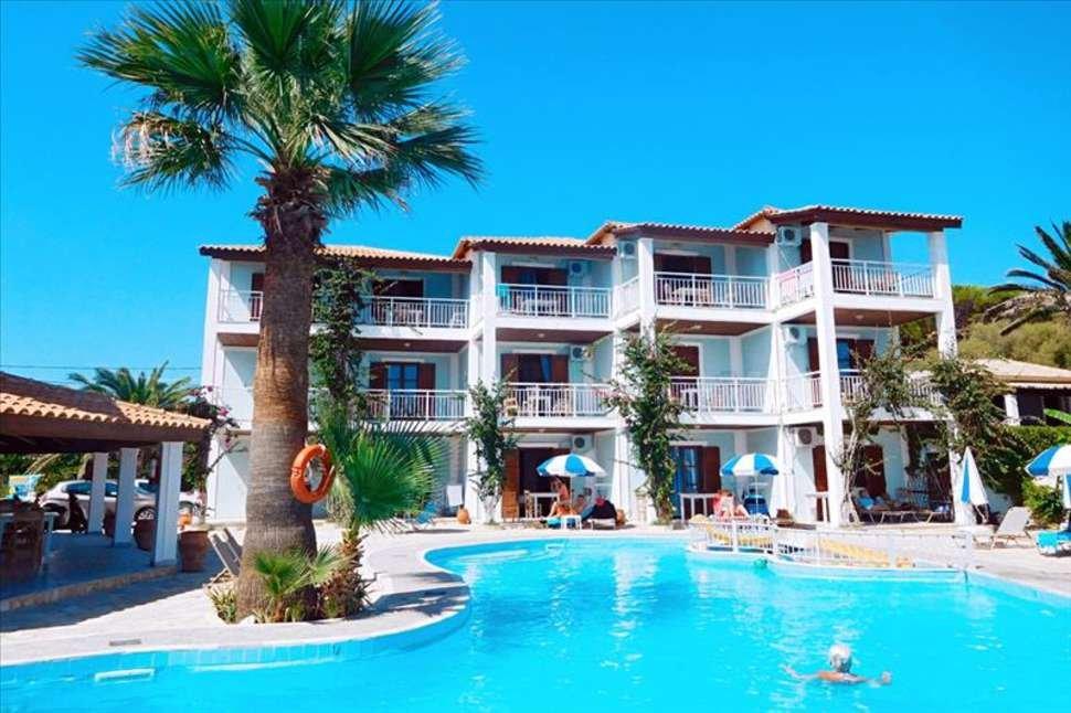 Appartementen Korfiatis - Agios Sostis