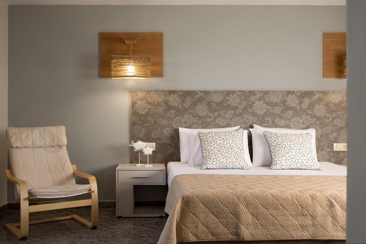 Villa Bruma Residence - Mouzaki - slaapkamer