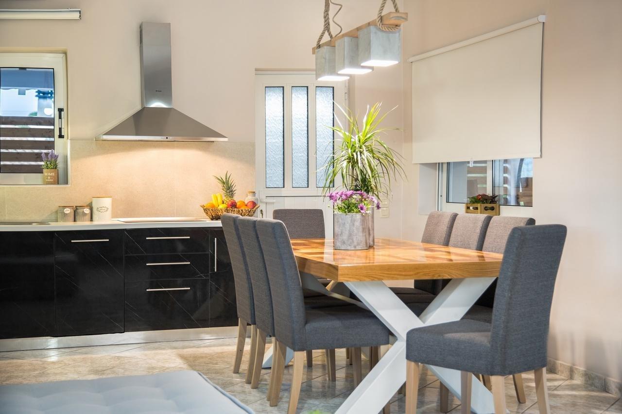 Villa Bruma Residence - Mouzaki - keuken
