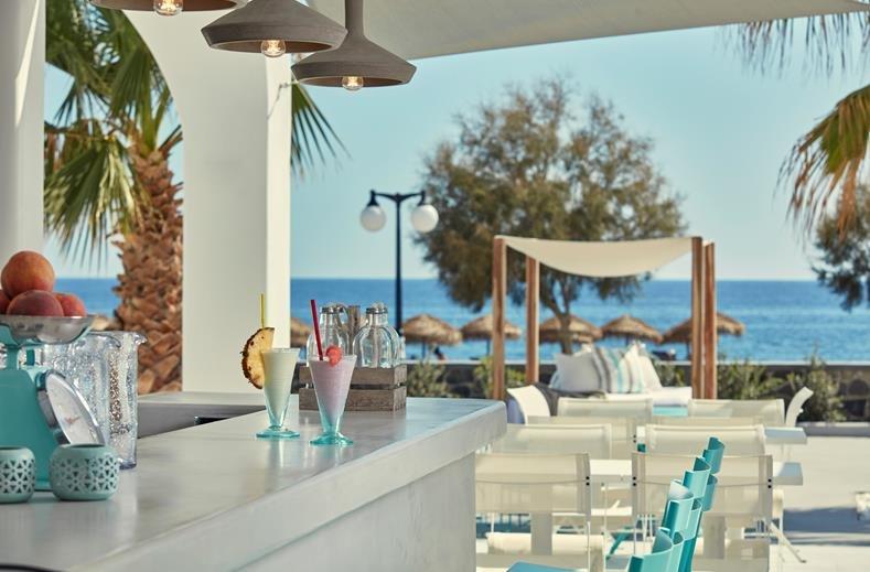 Hotel Aqua Blue - Perissa