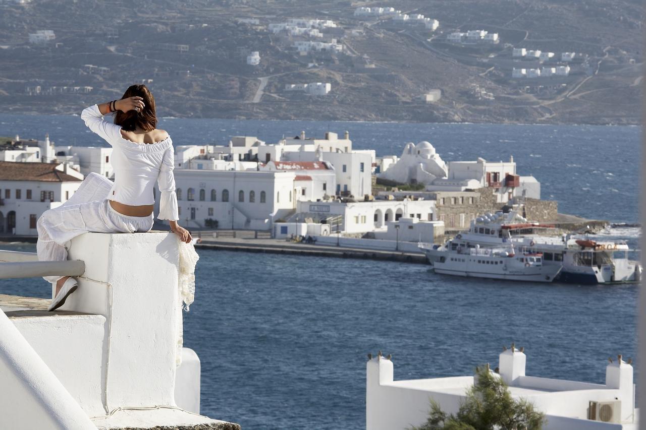 Hotel Porto Mykonos - Mykonos - uitzicht.jpg