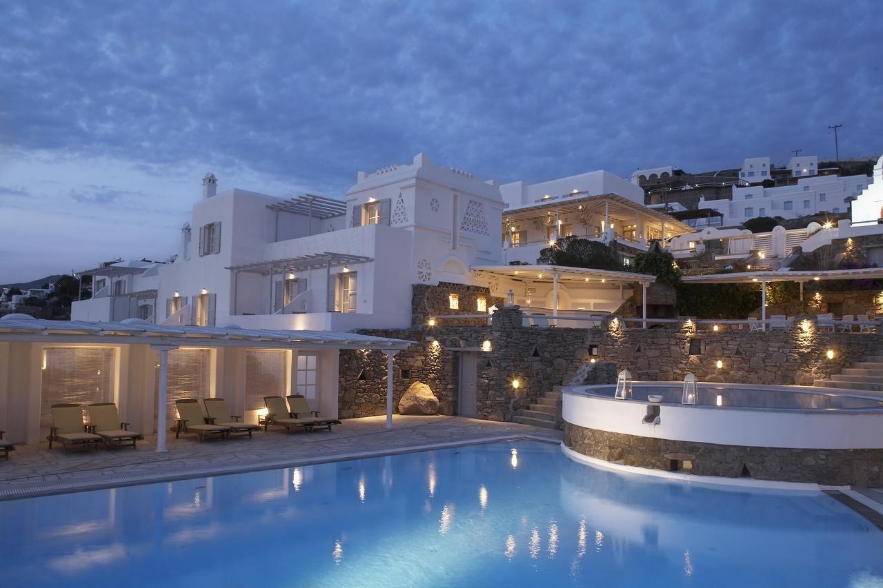 Hotel Porto Mykonos - Mykonos - zwembad1.jpg