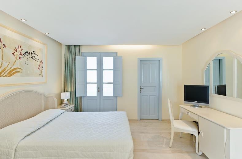 Hotel El Greco - Santorini - kamer - standaard