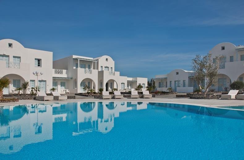 Hotel El Greco - Santorini - zwembad