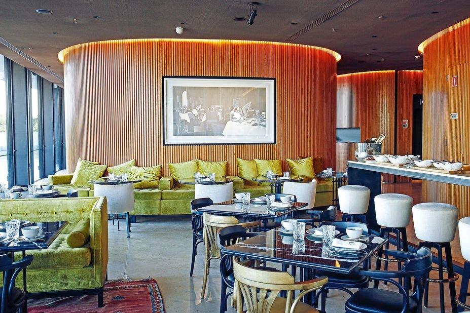 Hotel Memmo Principe Real - ontbijt restaurant