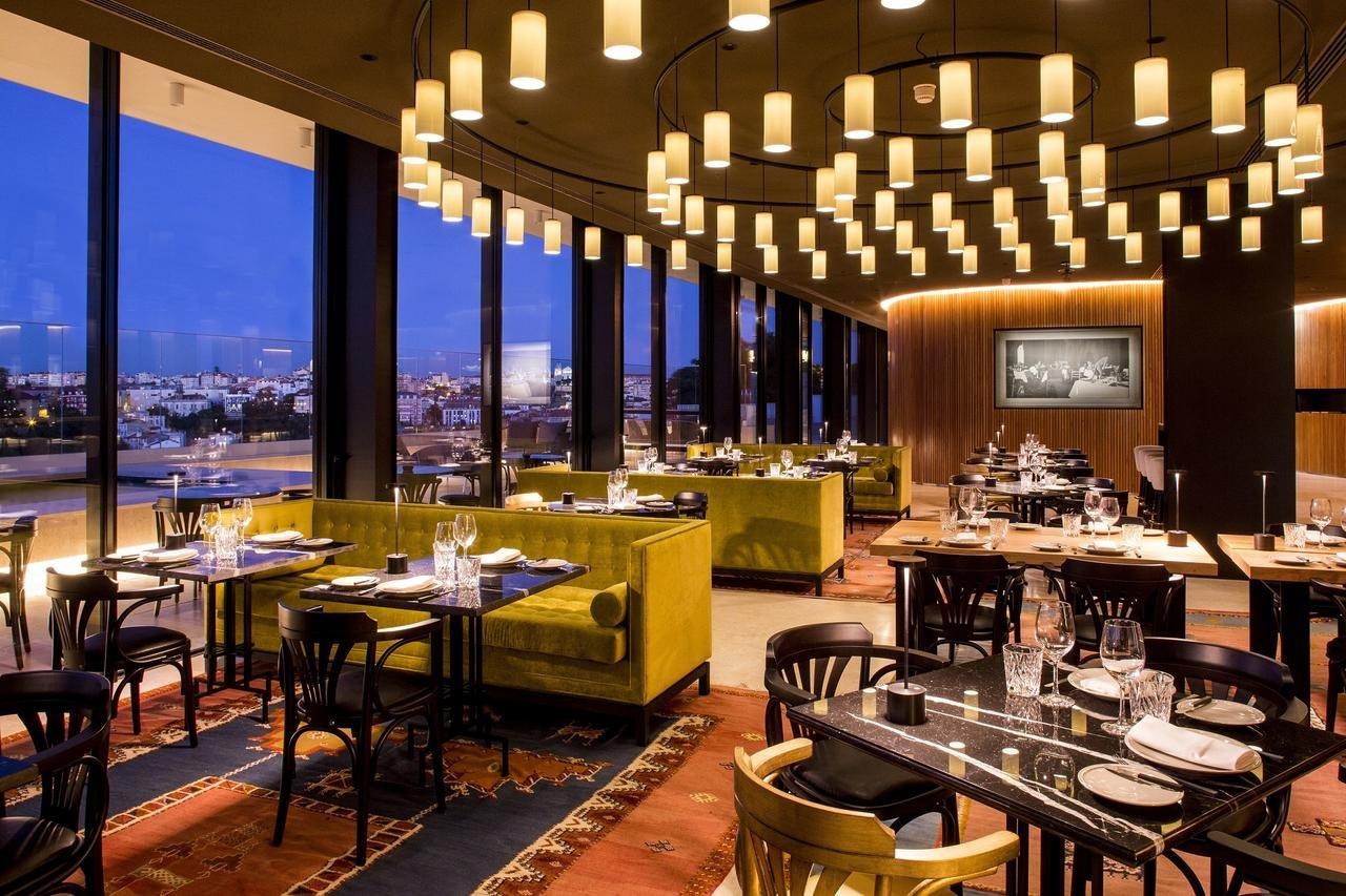 Hotel Memmo Principe Real  - restaurant