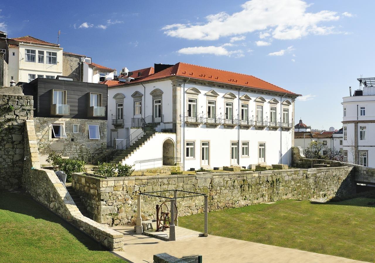 Appartementen Condes de Azevedo Palace - exterieur