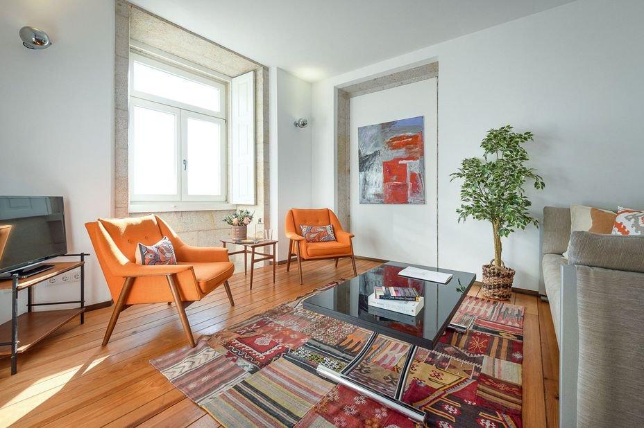 Appartementen Condes de Azevedo Palace  - 2-kamerappartement