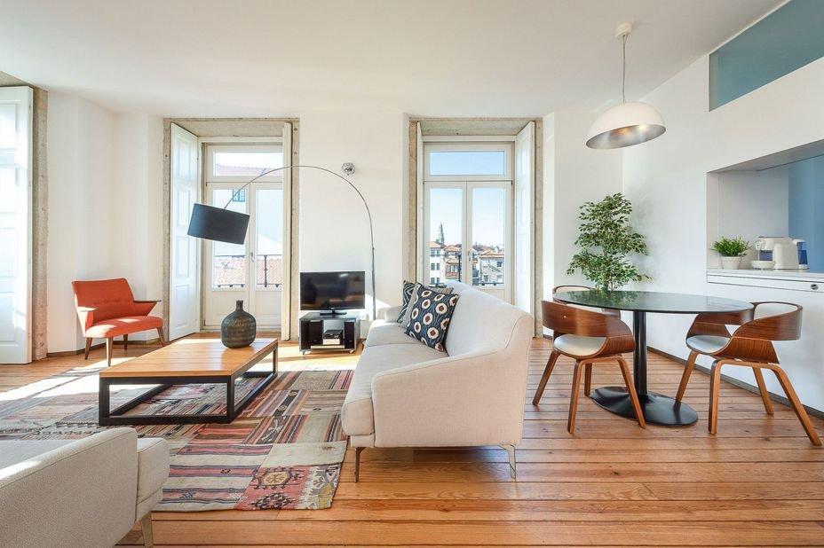 Appartementen Condes de Azevedo Palace  - 2-kamer appartement-deluxe.jpg