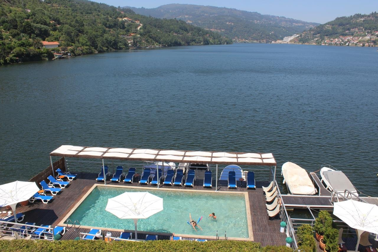 Hotel Porto Antigo - zwembad