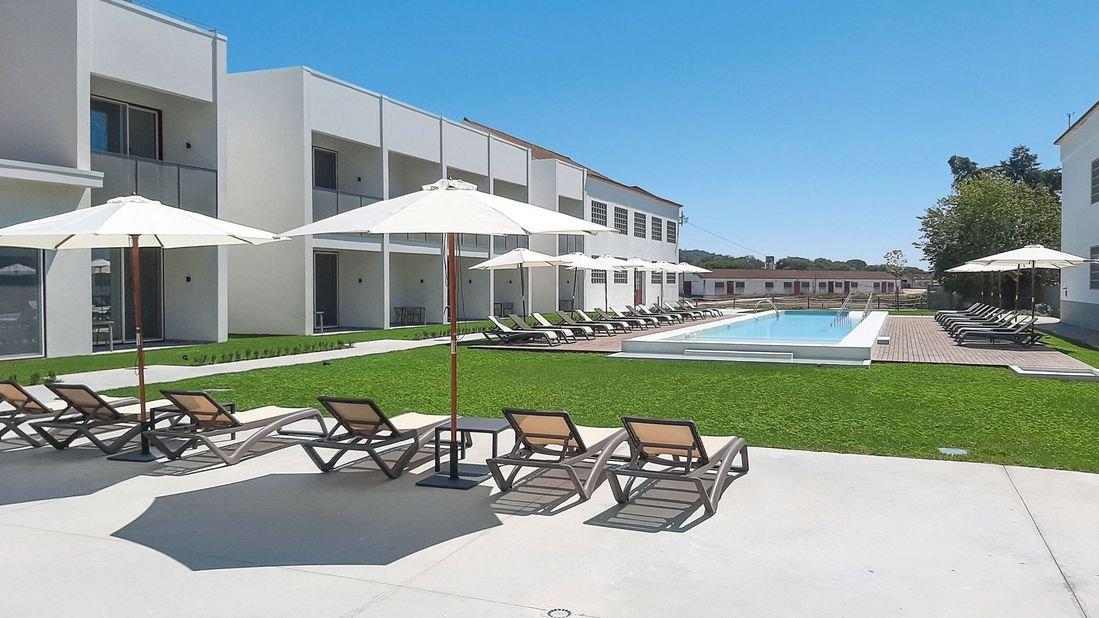 Hotel Rural da Barrosinha - zwembad