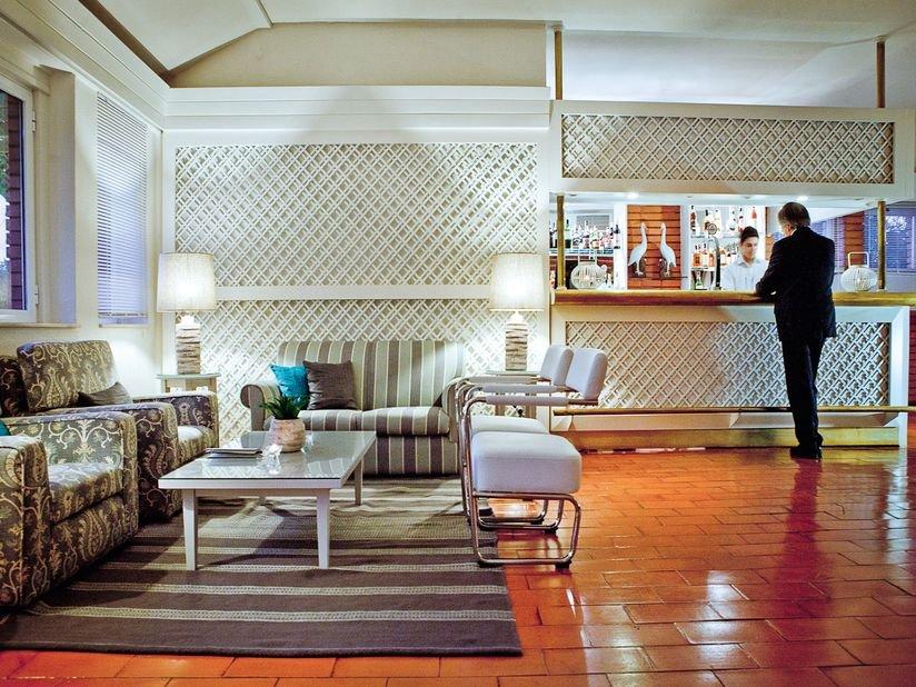 Hotel Santa Luzia - receptie